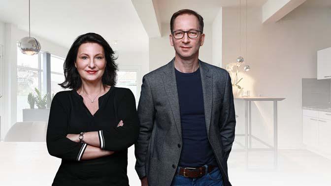 Katja und Stefan Hagel